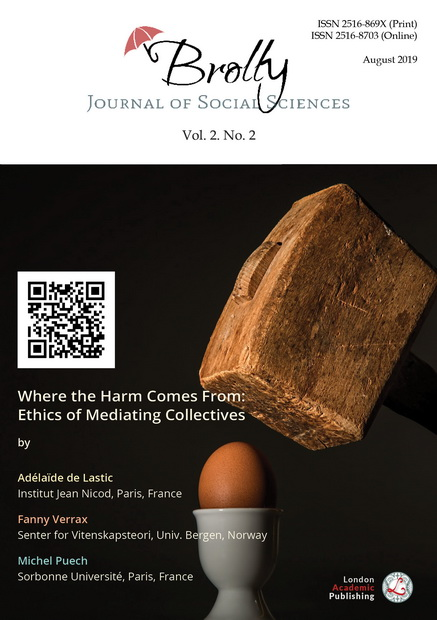 Brolly. Journal of Social Sciences (2.2 - August 2019)