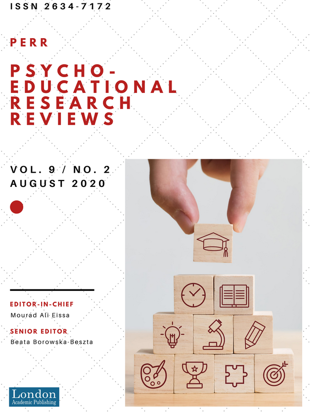 PERR (Psycho-Educational Research Reviews)